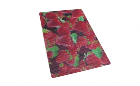 Lenticular card
