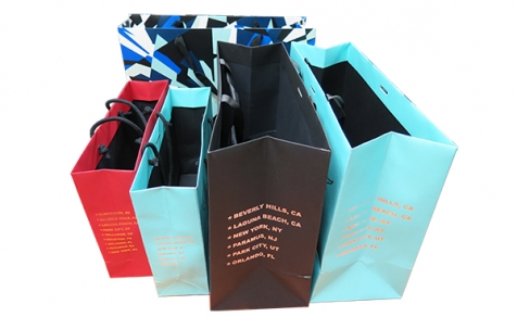 Factory direct shopping bags