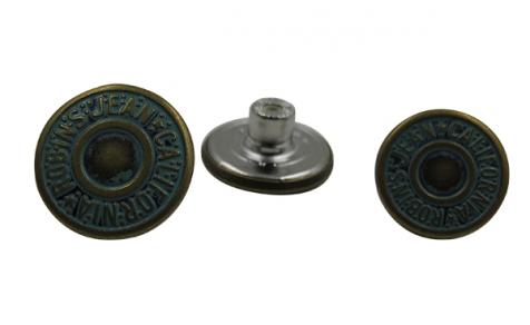 Vintage tack button