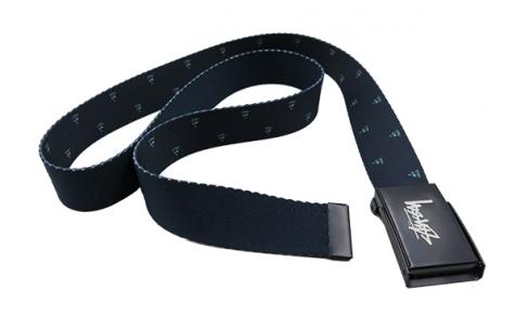 Promotional webbing belt for men